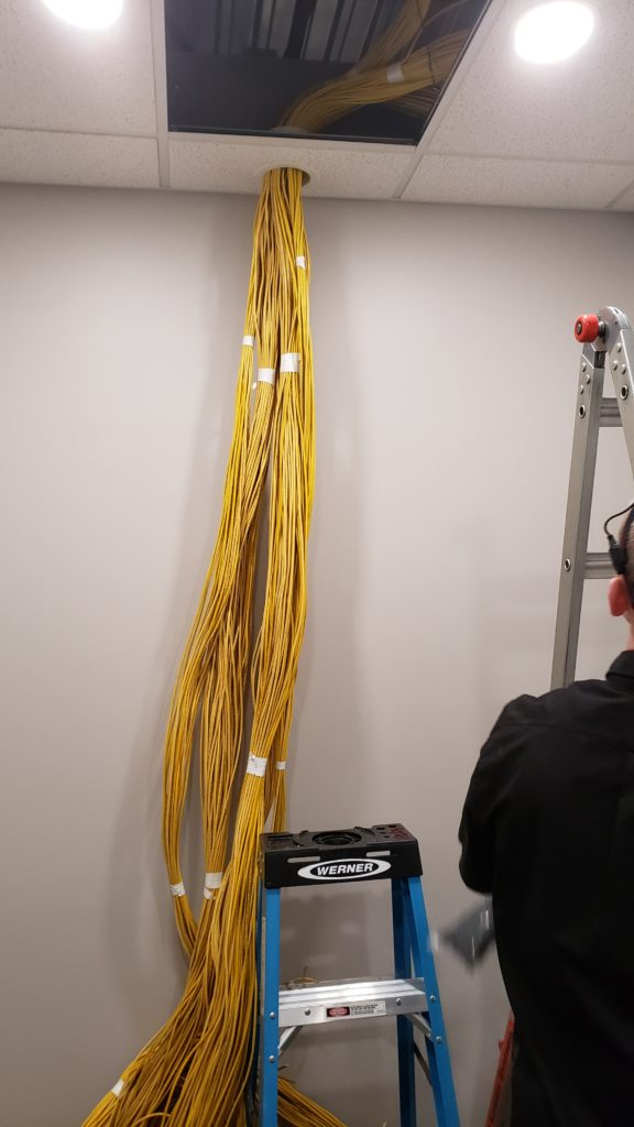 CAT6 Cabling Infrastructure Lancaster, PA